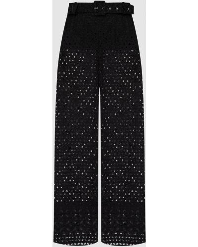 Повседневные черные брюки Charo Ruiz
