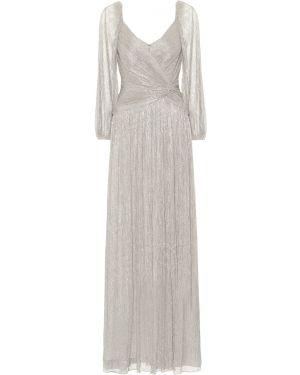 Платье с завышенной талией на тонких бретелях Jonathan Simkhai