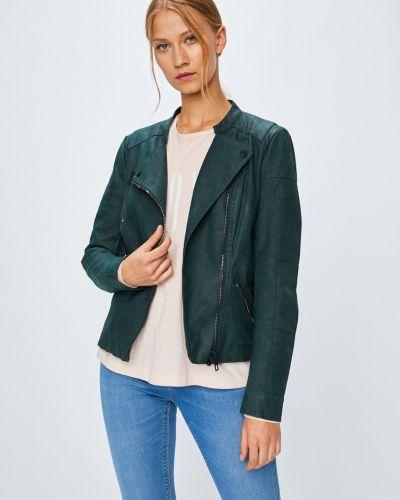 Укороченная куртка прямая облегченная Only