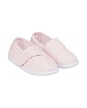 Спортивные розовые тапочки Mothercare