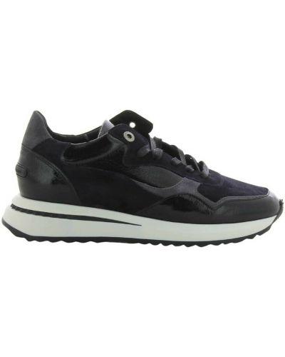 Czarne sneakersy Floris Van Bommel