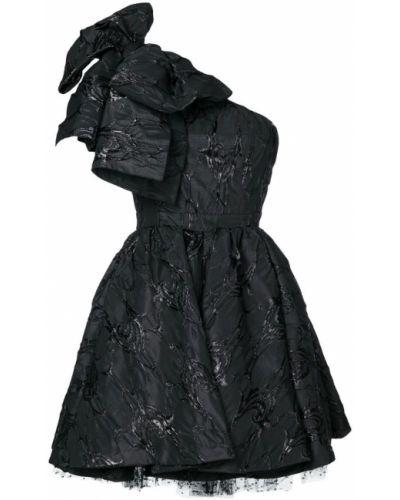 Платье приталенное с бантом Msgm