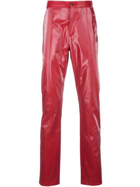 Кожаные брюки Anton Belinskiy