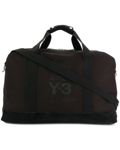 Дорожная сумка на плечо с ручками Y-3