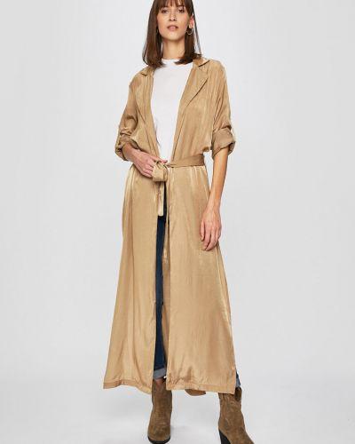 Классический пиджак прямой бежевый Answear