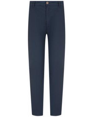 Хлопковые спортивные брюки - синие Outventure