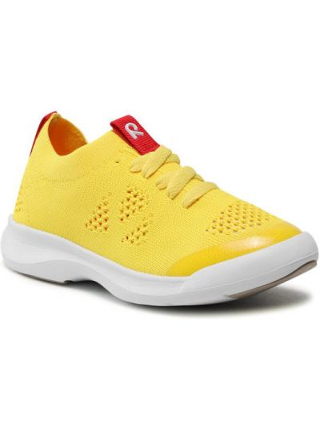 Żółte sneakersy Reima
