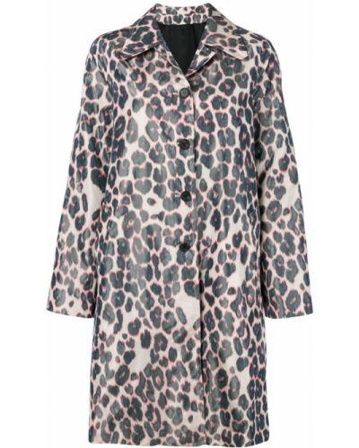 Однобортное пальто с капюшоном на пуговицах Calvin Klein 205w39nyc