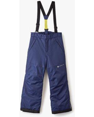 Теплые синие брюки Luhta