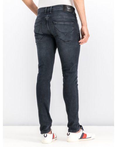Obcisłe dżinsy Pepe Jeans