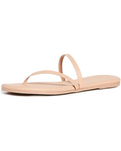 Sandały skorzane Tkees