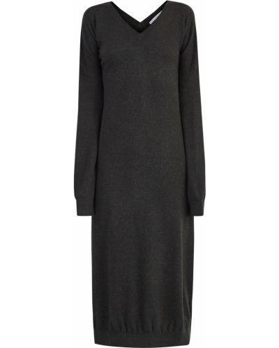 Платье миди в рубчик спортивное Stella Mccartney
