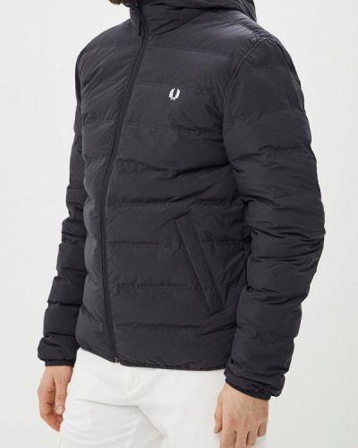 Утепленная куртка демисезонная осенняя Fred Perry