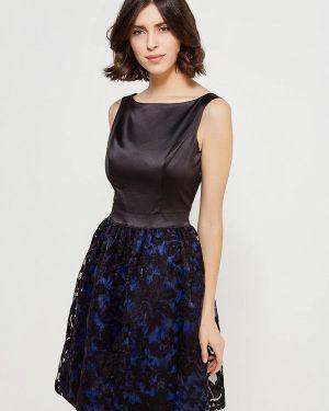 Коктейльное платье осеннее Echo