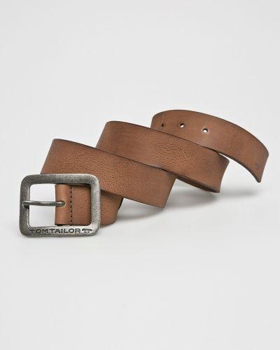 Ремень кожаный с пряжкой Tom Tailor Denim