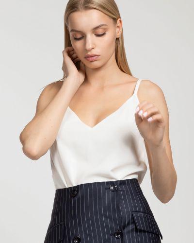 Блузка из вискозы базовый Vassa&co