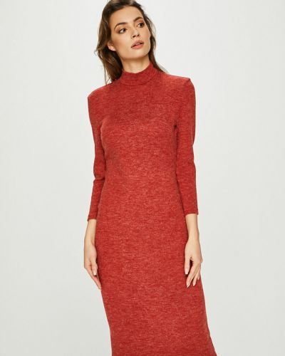 Платье миди облегающее Answear