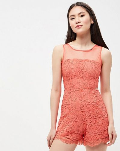Платье коралловый красный Phard