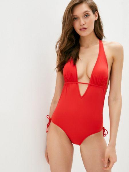 Красный купальник Dali