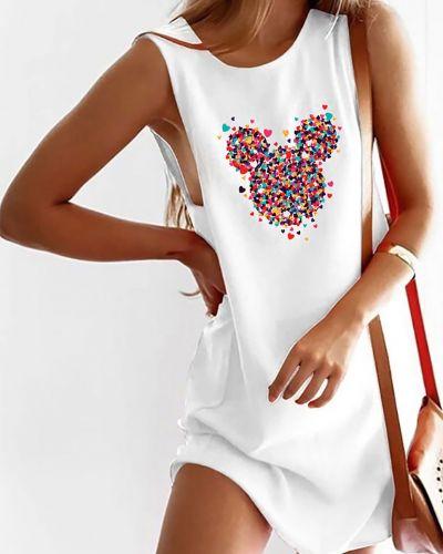 Повседневное платье - белое Love&live