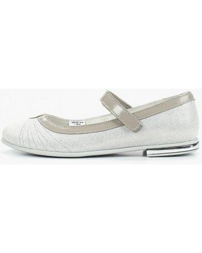 Туфли серые лель