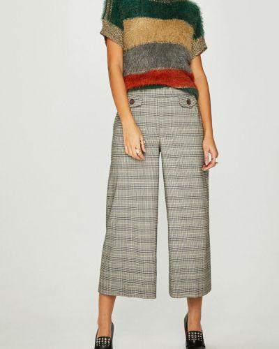 Свободные брюки с поясом Answear