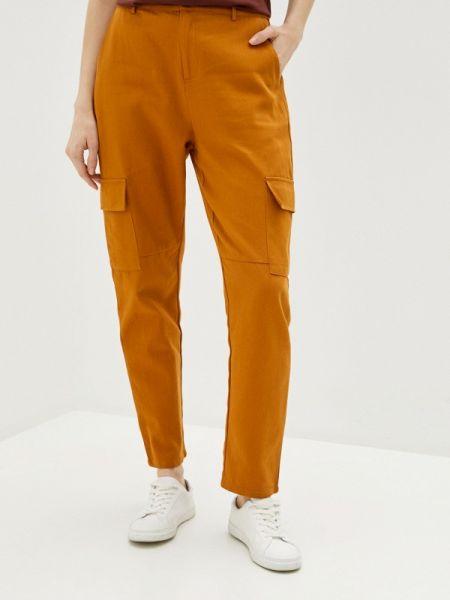 Коричневые брюки Blendshe