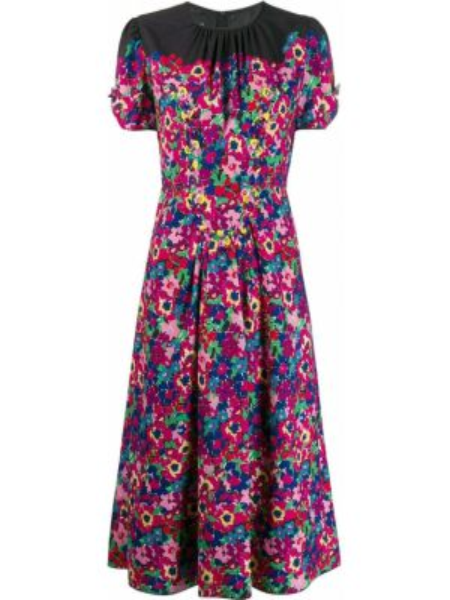 Платье мини миди на молнии Marc Jacobs