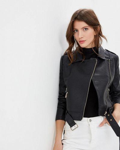 Черная куртка Sh