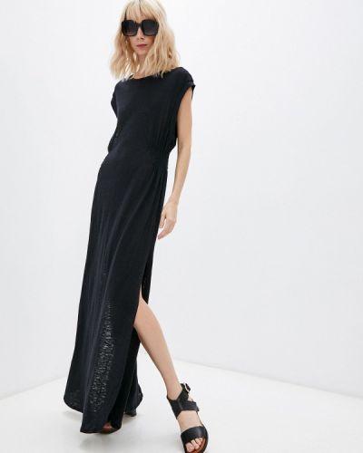 Пляжное платье - черное Vitamin A