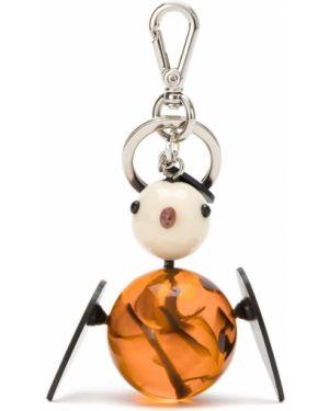 Оранжевый брелок Sarah Chofakian