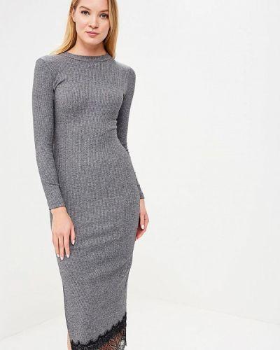 Платье серое Freespirit