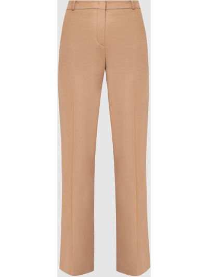 Кашемировые брюки - бежевые Loro Piana