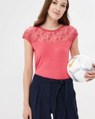 Розовая футболка Iwie