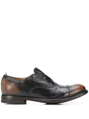 Loafers - brązowe Officine Creative