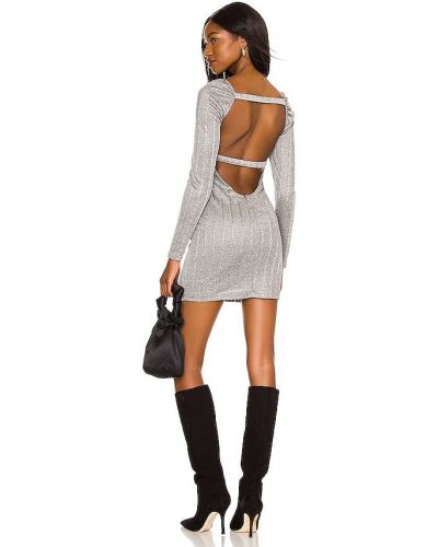 Платье мини с открытой спиной Nbd