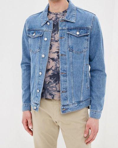 Джинсовая куртка голубая Befree