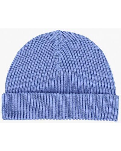 Голубая шапка осенняя Check Ya Head