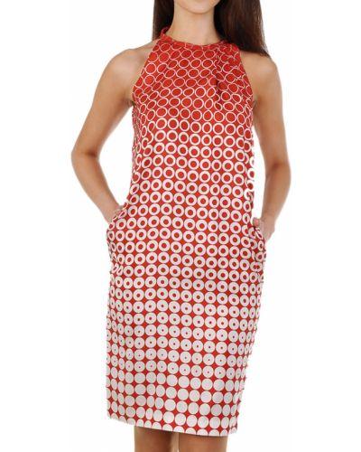 Шелковое платье Agnona