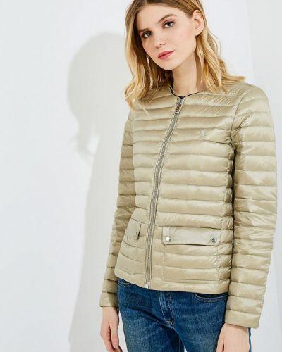 Укороченная куртка весенняя Polo Ralph Lauren