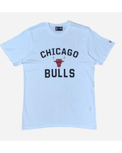 Спортивная футболка - белая New Era