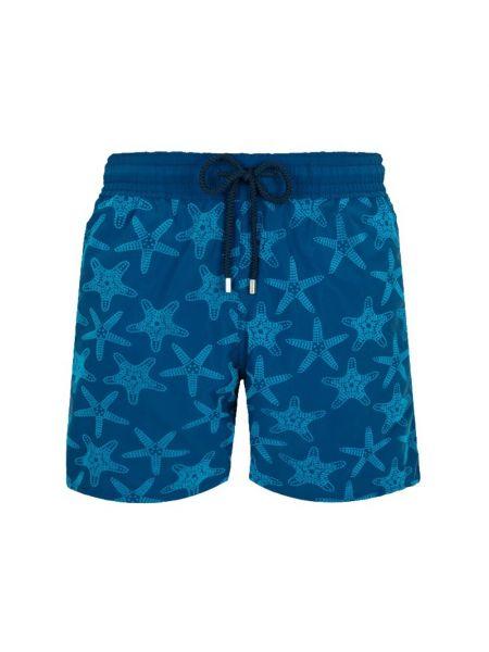 Niebieskie szorty Vilebrequin
