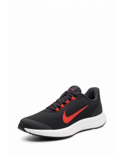 Синие кроссовки низкие Nike