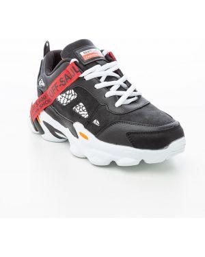 Черные кроссовки Saijun
