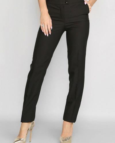Классические брюки черные Gepur