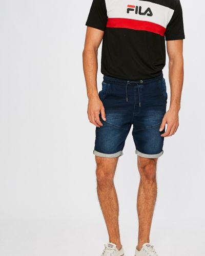 Джинсовые шорты прямые из полиэстера Blend