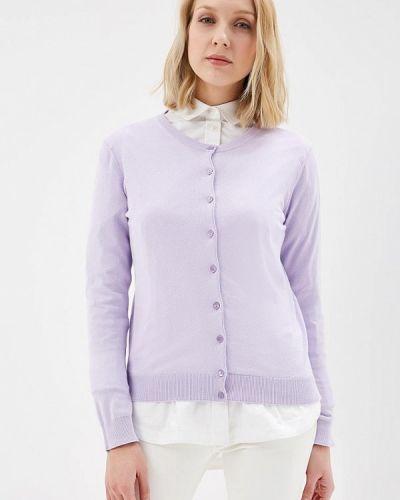 Фиолетовый кардиган United Colors Of Benetton