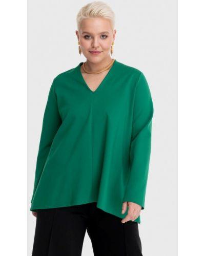 Блузка - зеленая W&b