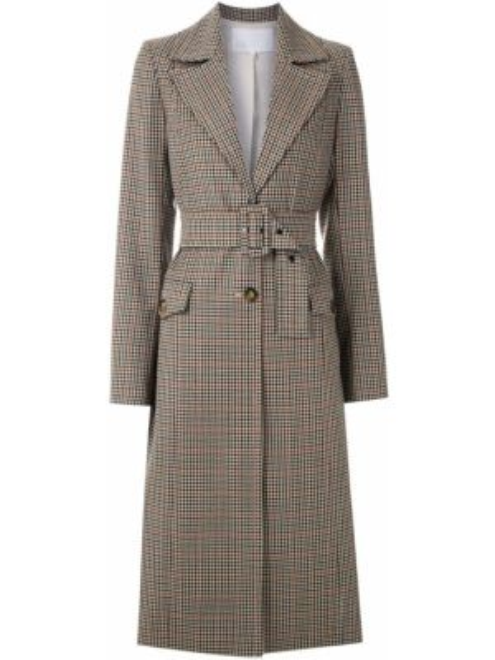 Шерстяное пальто Nk