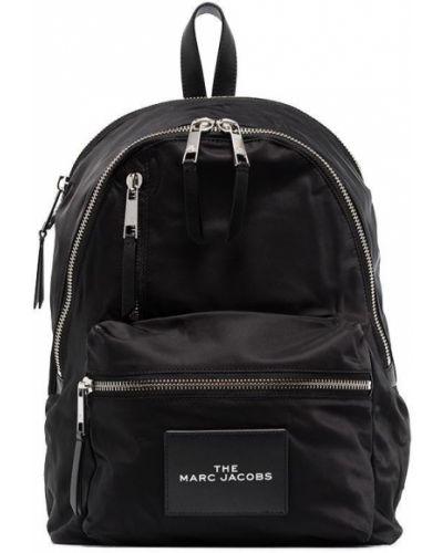Черная сумка на молнии Marc Jacobs